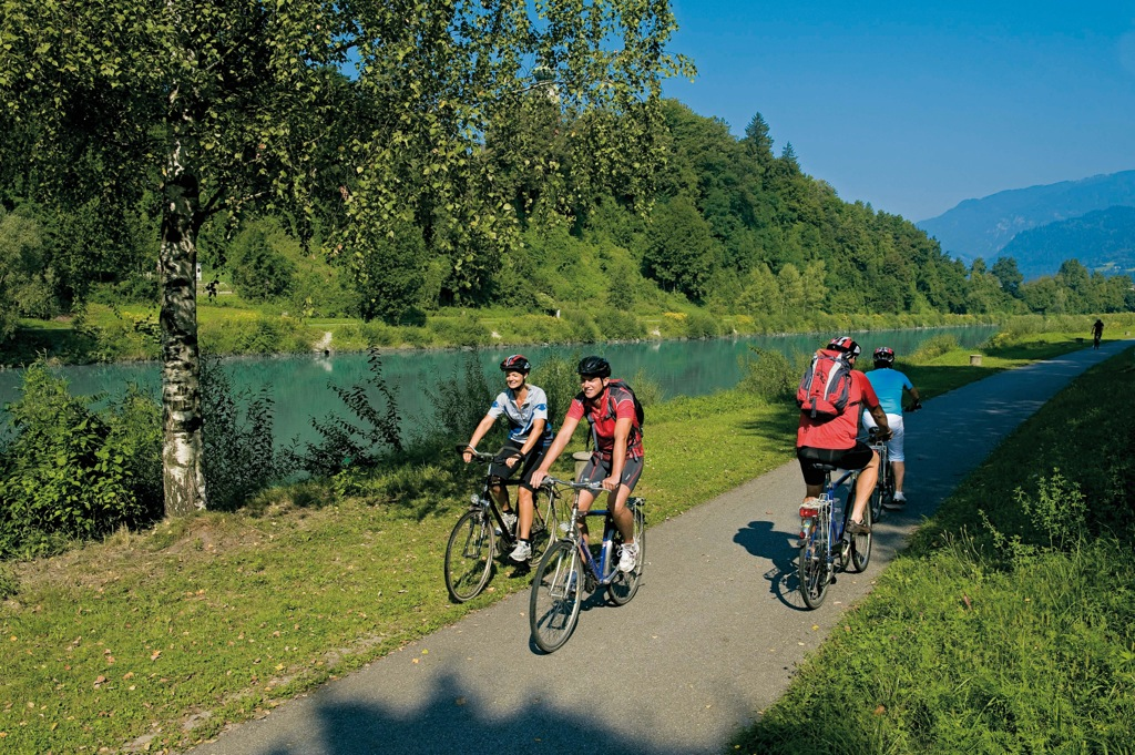 Strandcamping Gruber Radfahren & Mountainbiken | Urlaub am